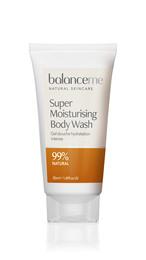 Balance Me Super Moisturising Wash 50 ml