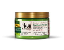MAUI Bamboo Fibers Hair Mask 340 g