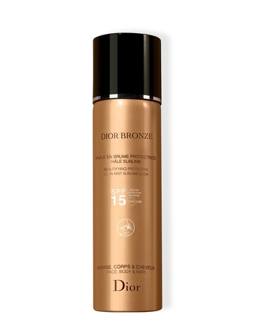 DIOR Dior Bronze Beautifying protective oil spf 15 125 ML