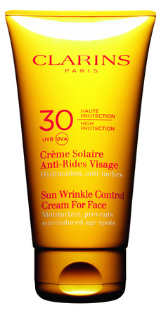 clarins solcreme