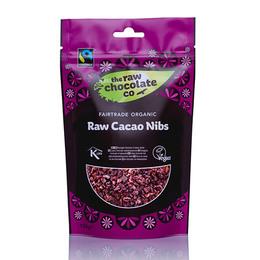 Kakao Nibs (rå) Ø 150 g