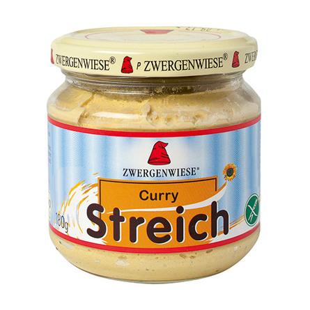 Smørepålæg Streich m. karry Ø 180 g