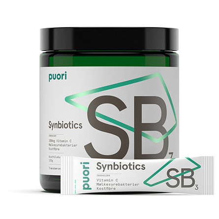 Puori Synbiotics SB3 PurePharma  30 stk.