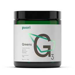 Puori PurePharma G3  Greens Neutral  180 gr.