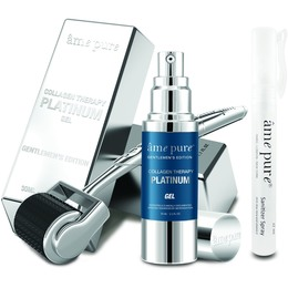 âme pure Cit Face Roller GENTLEMEN PLATINUM KIT