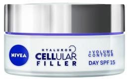Nivea Cellular Filler + Volume Day Cream SPF 15 50 ml