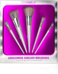 Makeup Revolution I Heart Makeup Unicorns Dream Brush Set