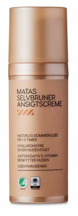Matas Striber Selvbruner Ansigtscreme 50 ml
