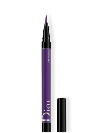 DIORSHOW ON STAGE LINER WATERPROOF LIQUID EYELINER 24H WEAR - INTENSE COLOU 176 MATTE PURPLE