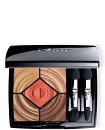 Dior 5 COULEURS COOL WAVE - SUMMER 2018 LIMITED EDITION HIGH FIDELITY COLOURS & 597 HEAT UP