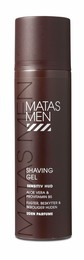 Matas Striber Men Shaving Gel Sensitiv 200 ml