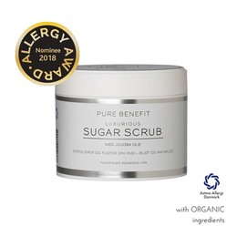 HEVI Sugaring Luxurious Sugar Scrub 300 g