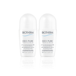 Biotherm Deodorant Pure Invisible Duo Sæt