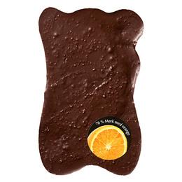 Økoladen Chok o blok mørk m orange Ø 170 g