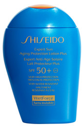 Shiseido Sun Lotion Face/Body Spf50+, 100 Ml
