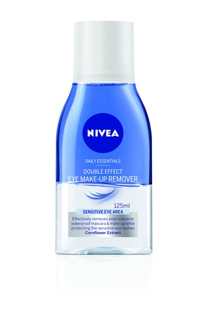 Nivea Essentials Double Effect Eye Makeup Remover 125 ml