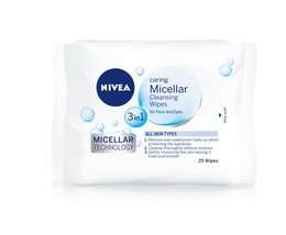 Nivea Essentials Micellar Wipes 25 stk.