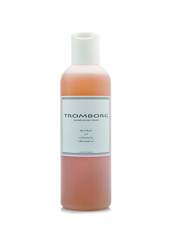 Tromborg Shampoo Herbal & Vitamin 200 Ml