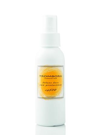 Tromborg Suncream Face SPF 20 100 ml