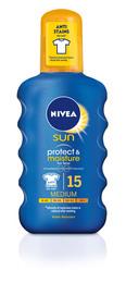 Nivea Sun Spray SPF15 200 ml