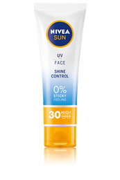 Nivea Sun Face Care Shine Control SPF 30 50 ml
