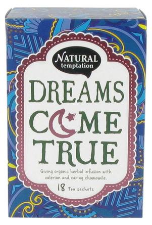 Natural Temptation - Dreams Come True ØKO 18 br.