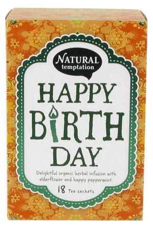 Natural Temptation - Happy Birthday ØKO 18 br.