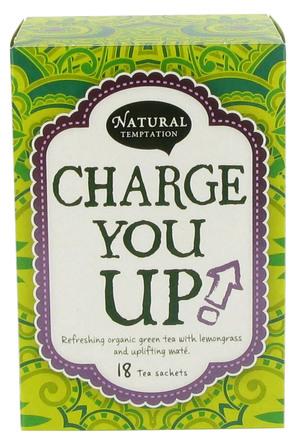 Natural Temptation - Charge You Up ØKO 18 br.