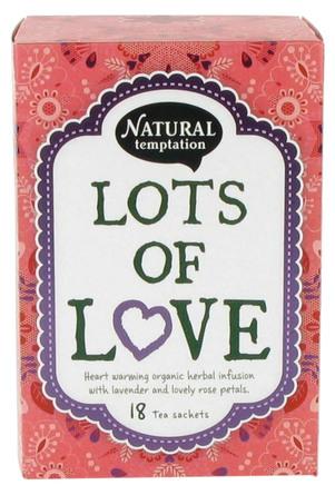 Natural Temptation - Lots Of Love ØKO 18 br.