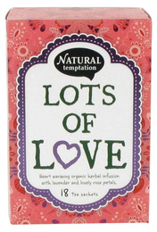 Natural Temptation - Lots Of Love ØKO 18 br.