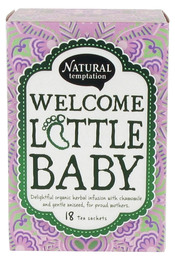 Natural Temptation - Welcome Little Baby ØKO 18 br