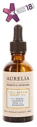 Aurelia Cell Repair Night Oil 50 ml