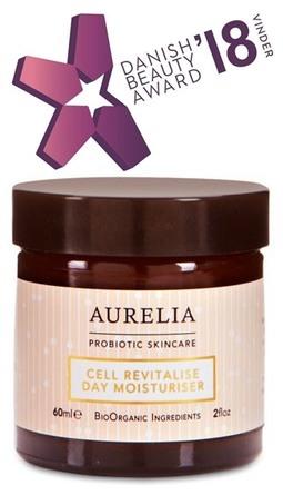 Aurelia Cell Revitalise Day Moisturiser 60 ml