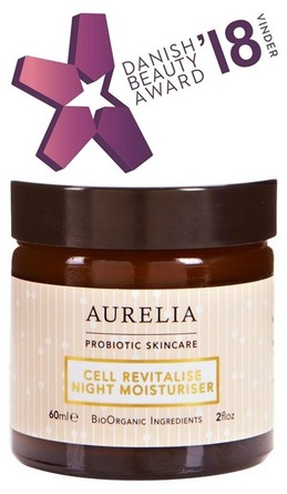 Aurelia Cell Revitalise Night Moisturiser 60 ml