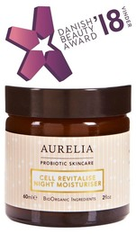 Aurelia Cell Revitalise Night Moisturiser 60 ml