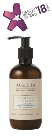 Aurelia Firm Replenish Body Serum 250 ml
