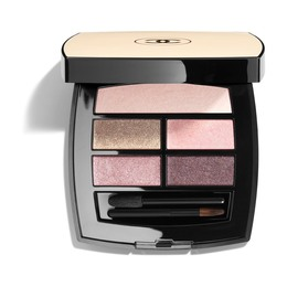 CHANEL HEALTHY GLOW NATURAL EYESHADOW PALETTE LIGHT 4.5 G
