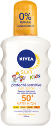 Nivea NIVEA SUN KIDS Pure & Sensitive spray Spf50 200 ml