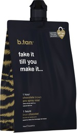 b.tan Pro Spray Mist Fake it Till You Make it… Chocolate Brown