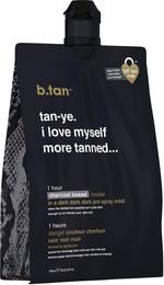b.tan Pro Spray Mist Tan-Ye. I Love Myself More Tanned