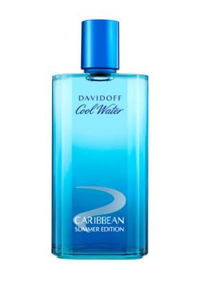 Davidoff Cool Water Man Caribbean Summer Edition Eau de Toilette 125 ml