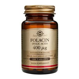 Folsyre 400 mcg (Folacin) 100 tab