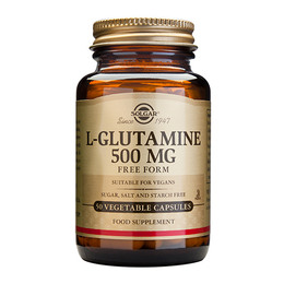 Solgar L-Glutamin 500mg vegicaps