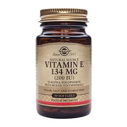 Solgar Vitamin E - Vegetabilsk Softgel