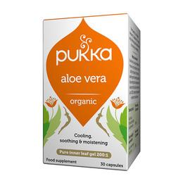 Aloe Vera kapsler Øko Pukka