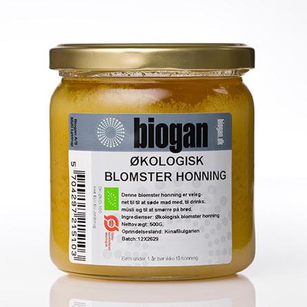 Blomster honning Ø 500 g