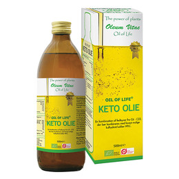 Oil of Life Oil of life Keto Olie Øko 500 ml