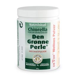 Chlorella Ferskvandsalge Chlorella Instant pulver 500 g