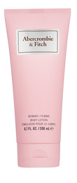Abercrombie & Fitch First Instinct Women Body Lotion 200 ml