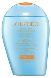 Shiseido Sun Lotion Sensitive Face And Body Spf50, 100 Ml